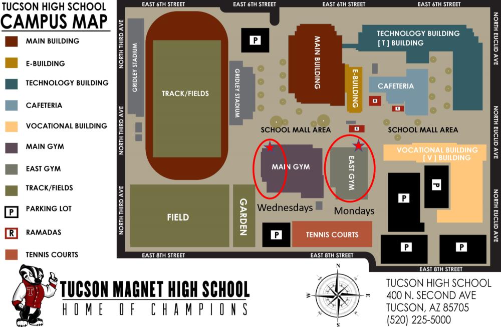 THS Map